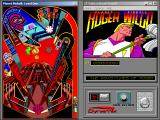 Take a Break! Pinball Windows 3.x The first Space Quest table... to be honest, I don't know why they made three tables (including a really boring one) from the same game instead of reaching deeper into their huge collection of games.