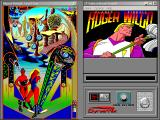 Take a Break! Pinball Windows 3.x The second Space Quest table, including a virtual coin.