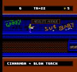 David Crane's A Boy and His Blob: Trouble on Blobolonia NES In the subway. The blob has transformed into a blow torch