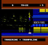 David Crane's A Boy and His Blob: Trouble on Blobolonia NES Maybe the trampoline will get me on top of that house