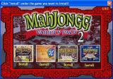 MahJongg Variety Pack 2 Windows The CD autoloads and presents the player with the option to install the games separately