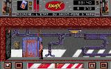 Ranx: The Video Game Amiga Security zone