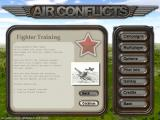 Air Conflicts: Air Battles of World War II Windows Fighting is done against your own forces, using 'blanks', which happens to work just as well as ordinary ammo.