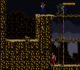 Blackthorne SNES The third area - a desert