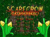 Scarecrow: Heart of Straw Windows Title Screen