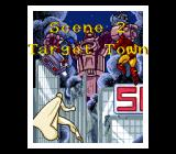 Captain America and the Avengers SNES Scene 2 - Target Town.