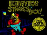 Bounty Bob Strikes Back! ZX Spectrum Loading screen