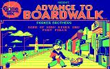Advance to Boardwalk DOS Title Screen.
