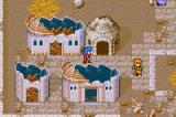 Breath of Fire Game Boy Advance Ruined Town