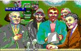 Football Manager: World Cup Edition 1990 DOS News Conference (EGA).