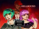 Hellbound Windows Title screen