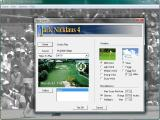 Jack Nicklaus 4 Windows Main menu