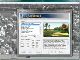 Jack Nicklaus 4 Windows Available courses