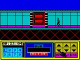 Impossible Mission II ZX Spectrum Can you crack the code to get to the next tower?