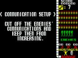 Operation Wolf ZX Spectrum Mission objective