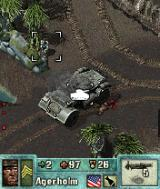 Pathway to Glory: Ikusa Islands N-Gage One of the drivable vehicles you can find during the game.