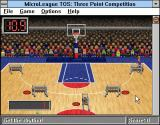 Time Out Sports: Basketball Windows 3.x Three point competition