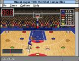 Time Out Sports: Basketball Windows 3.x Hot Shot Competition