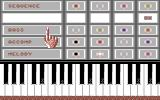To be on Top Commodore 64 Composing a song on the keyboard