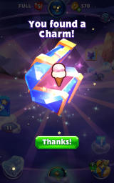 Bejeweled: Stars Android A new charm has been discovered.