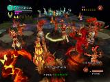 Wrath Unleashed PlayStation 2 Strategy world map near (Light Chaos) Fire Citadel
