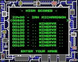 Bug Hunter in Space Acorn 32-bit High scores