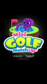 Mini Golf Matchup Android Title screen