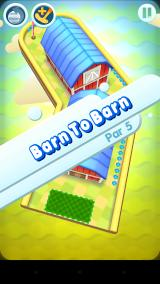 Mini Golf Matchup Android This hole is called Barn to Barn