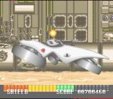 X-Zone SNES This flying weapn is trouble