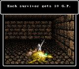 Wizardry V: Heart of the Maelstrom SNES Finding treasures