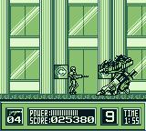 RoboCop Game Boy Such a powerful weapon.