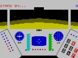 Rescue on Fractalus! ZX Spectrum Descending towards Fractalus