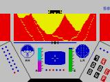 Rescue on Fractalus! ZX Spectrum Searching the planet