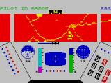 Rescue on Fractalus! ZX Spectrum Rescuing a pilot