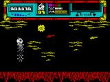 Starquake ZX Spectrum Hovering up to new heights