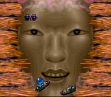 Jaki Crush SNES I consider myself a true horror aficionado, but that face still creeps me out to this day...