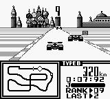 F-1 Race Game Boy USSR.