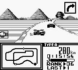 F-1 Race Game Boy Egypt.