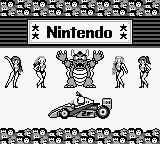 F-1 Race Game Boy Even Bowser supports me.