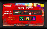 Dead Island: Retro Revenge Windows Select a weapon and magic power before starting a mission.