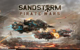 Sandstorm: Pirate Wars Android Title screen