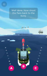 Sea Hero Quest Android The fourth level is different: do you remember you starting position?