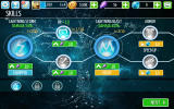 Thor: The Dark World Android Thor's skill tree