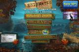 Enigmatis: The Ghosts of Maple Creek (Collector's Edition) iPhone Title and main menu