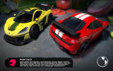 Table Top Racing: World Tour Windows Loading screen for a Pure Race (Dutch version)