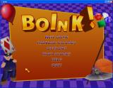 Galaxy of Games: 50,000 Windows Boink! - The main menu