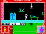 Doctor What! ZX Spectrum The trusty old type 40 tardis