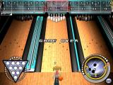 Bowling Mania Windows The end of a single player, open play game