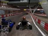 Michael Schumacher Racing World Kart 2002 Windows A dangerous curve is coming!