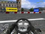 Michael Schumacher Racing World Kart 2002 Windows First person view.